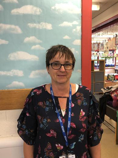 Mrs Waldron, Teaching Assistant