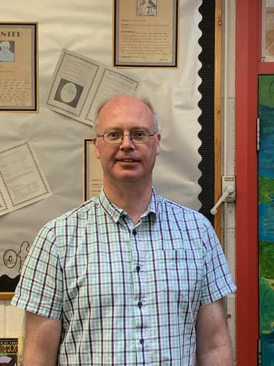 Mr Stowe, Class Teacher