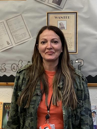 Mrs Passmore, Teaching Assistant