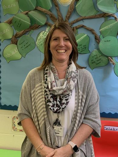 Mrs Jacobs, Teaching Assistant