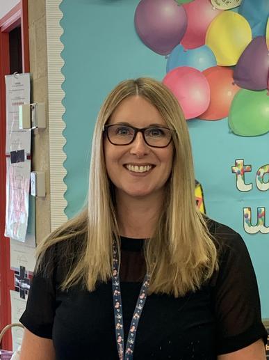 Mrs Butcher, teaching assistant