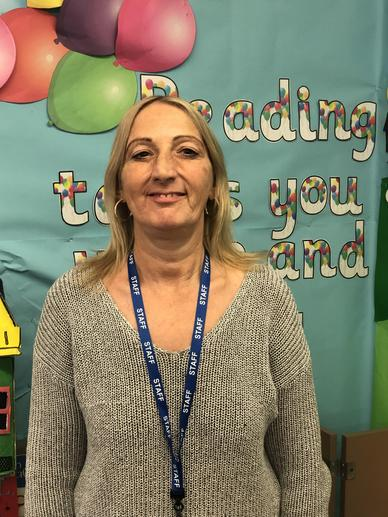 Mrs Collins, Teaching Assistant