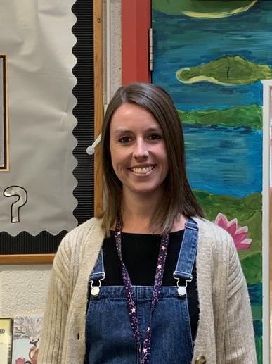 Mrs Cook, class teacher