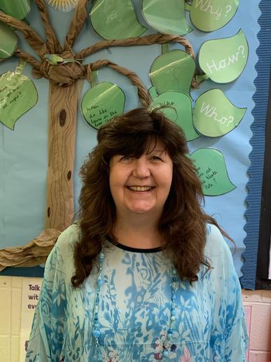 Mrs Foggin, class teacher