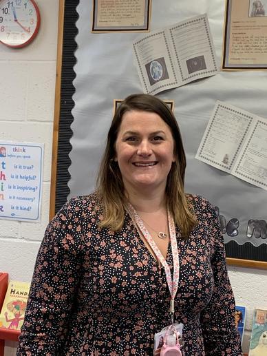 Mrs Sarson, Teaching Assistant