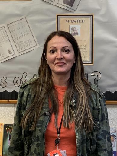 Mrs Passmore