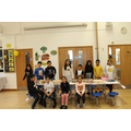 Our School council organised a cake sale