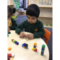 Making in a number in lots of different ways.