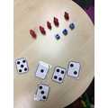 We explored recording numbers in lots of different ways.
