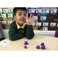 Adding two single digit numbers.