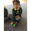 We can build towers with a given number of cubes.