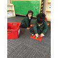 Working together to build fantastic models!