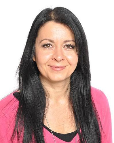 Petia Petrova - School Administrator