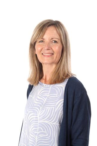 Mrs Pauline Coombs - HLTA, Breakfast Club Asst & Rights Respecting Lead