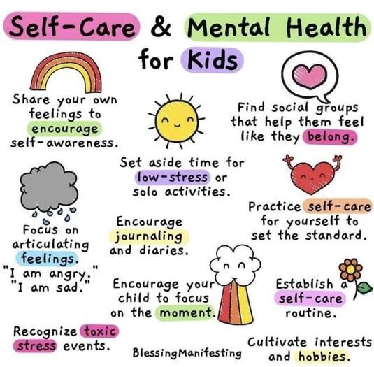 Positive Mental Health for Children