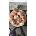 Esmee's doughnuts!