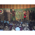 Robin Hood comes to Brooklands!