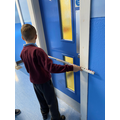 Measure using the metre as a standard unit