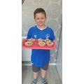 Mason's home baking!