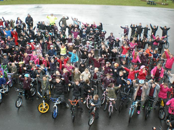 The Big pedal Cycling Events