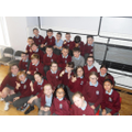Feb's Class of the Month P6Massey!