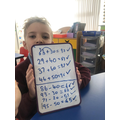 Adding and subtracting multiples of 10 to/from a 2-digit number within 100.