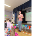 Mr Henry Junior was a Secret Storyteller!