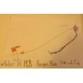 Peter's penguin art
