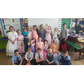The wedding guests of P4H!