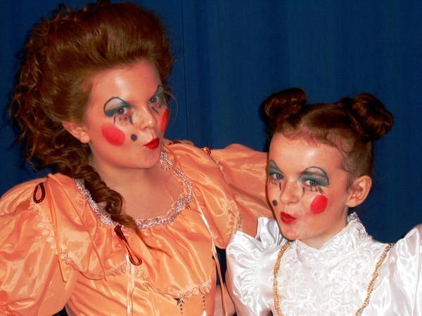 Cinderella and Rockerfella Spring 2013