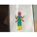 Macy's short story illustrations!