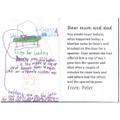 """Peter's letter based on """"A Martian Comes to Stay"""""""