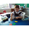 Recognising and naming 2D shapes