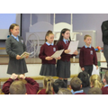 Prayer readers from P4 Henry
