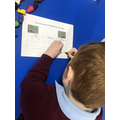 Making an estimation and recording the results