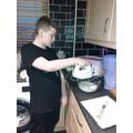 Mackenzie's home baking!