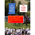 Joshua's poster for the Barnaby Derby