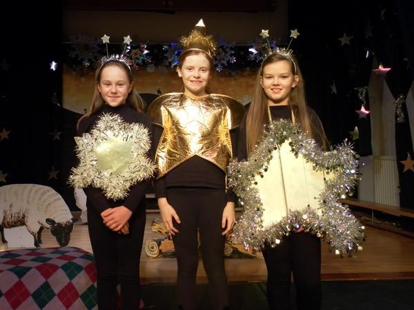 Senior nativity Dec12
