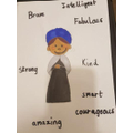 A description of Harriet Tubman by Lucy