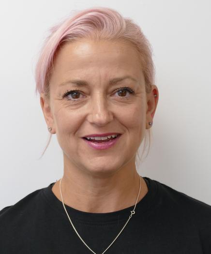 Debs Bailey - Blue (Formal) Curriculum Lead