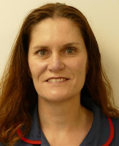 Suzie Pattemore - School Nurse