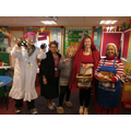 Year 1 team - little red riding hood characters