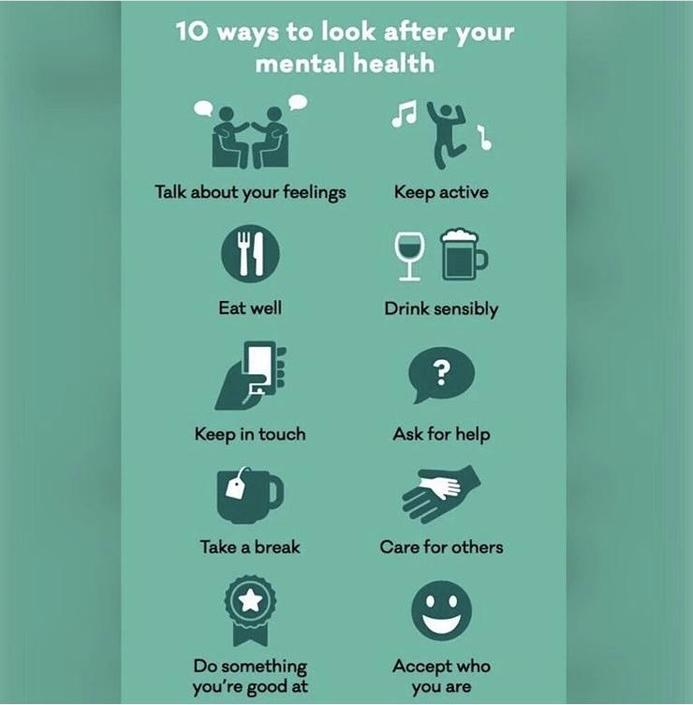 10 Tips to Promote Positive Mental Health