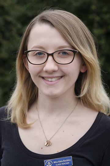 Miss Kate Buckley Year One Teacher