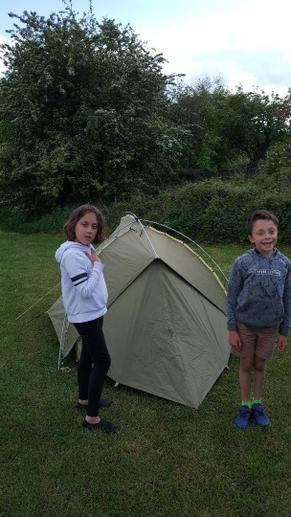 Lockdown won't stop Cub Camp fun.