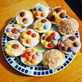 Liam's Party Fairy Cakes