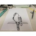 Robbie's Parrot