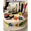 Sophie's 'Make-Up' Cake