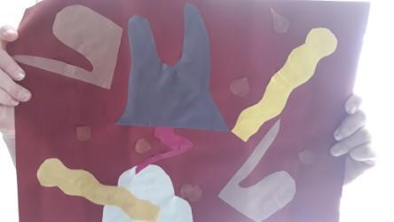 Carina's Matisse inspired art