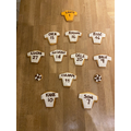 Louie's Football Shirt Biscuits